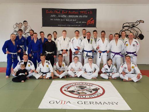 Gruppenbild der Teilnehmer vom Sonntag