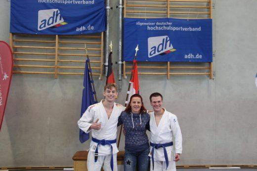 von links: Nick Gerhold, Sina Frese, Andreas Scholl